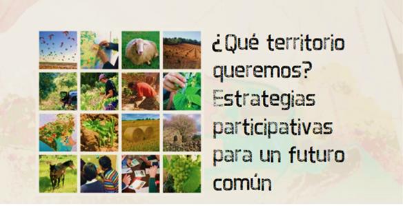 estrategias participativas para el territorio